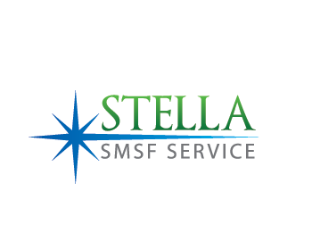 Logo design for Stella SMSF Service