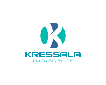 Kressala Data Science logo design