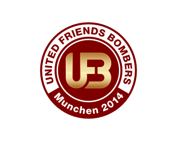 United Friends Bombers logo design