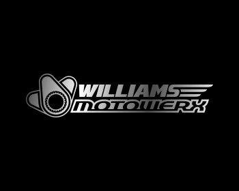 Williams Motowerx logo design