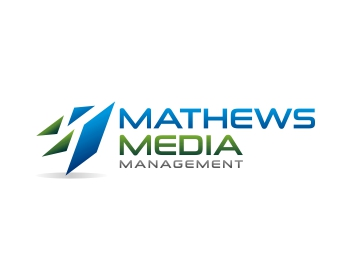 Logo design for Mathews Media Management