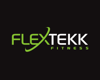 FlexTekk logo design