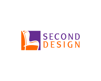 Second Design logo design