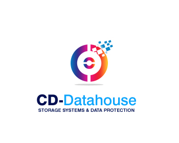 CD-Datahouse Ltd logo design