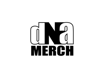 dna merch logo design