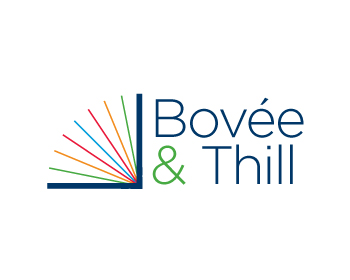 Logo design for Bovée & Thill