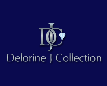 DelorineJCollection logo design