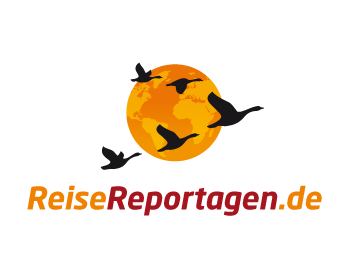 Logo design for reisereportagen.de