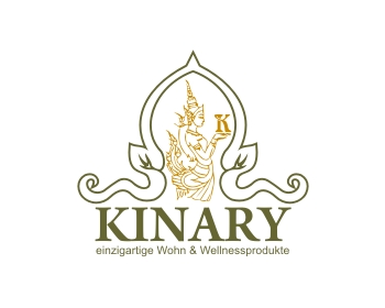 Kinary logo design