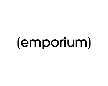 The Emporium logo design