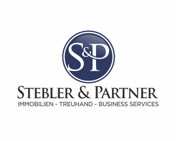 Stebler & Partner logo design