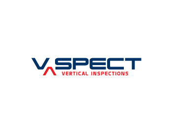 Vspect logo design