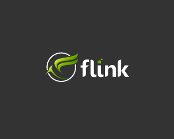 flink logo design