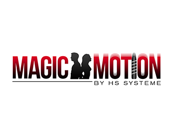 Magic Motion logo design