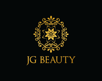 JGBeauty logo design