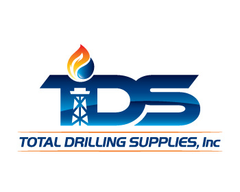 Total Drilling Supplies Inc logo design