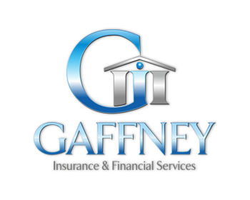 Gaffney Insurance Agency & Financial Services logo design