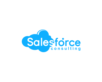 Logo design for Salesforce Consulting
