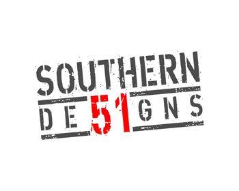 Southern 51 Designs logo design