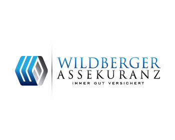 Wildberger Assekuranz logo design