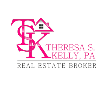 THERESA S. KELLY, PA logo design