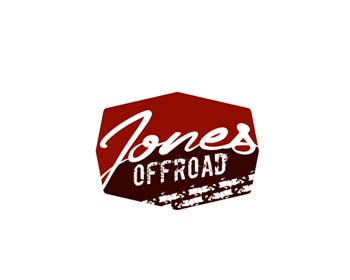 Jones Offroad logo design