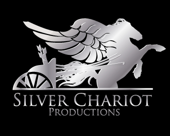 Silver Chariot Productions logo design