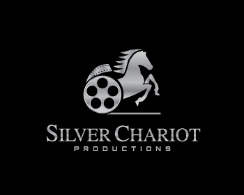 Logo design for Silver Chariot Productions