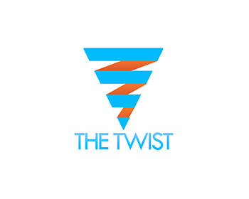 The Twist logo design