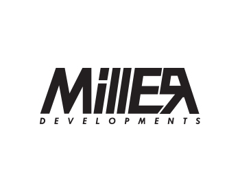 Miller Developments logo design