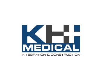 KHI Medical logo design