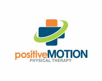 Positive Motion Physical Therapy logo design