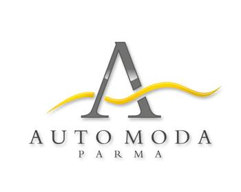 Automoda logo design