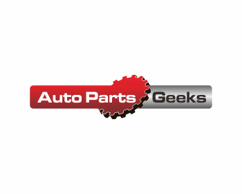 Auto Parts Geeks logo design