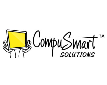 Logo design for CompuSmart Solutions