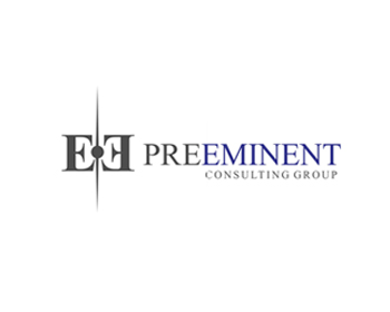 PreEminent Consulting Group logo design