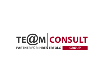 Logo design for TEAMCONSULT Logo Refresh