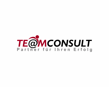 TEAMCONSULT Logo Refresh logo design
