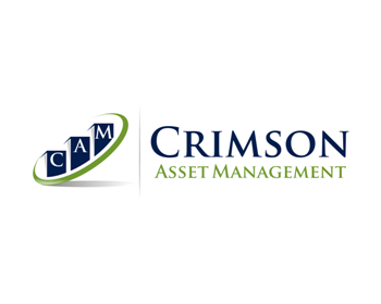 Logo design for Crimson Asset Management