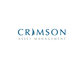 Crimson Asset Management logo design
