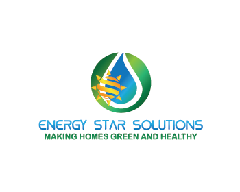 Energy star solutions logo design contest loghi di dudie 5 star energy