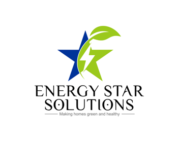 Energy Star Solutions logo design