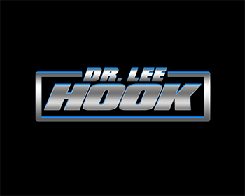 Dr Lee Hook logo design
