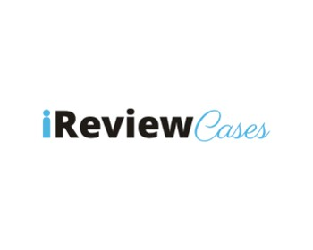 iReviewCases logo design