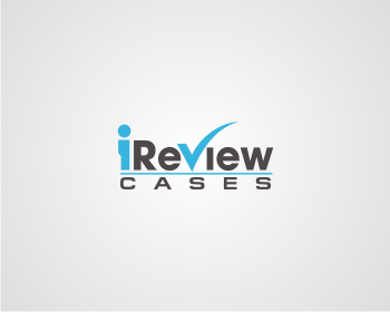 Logo design for iReviewCases