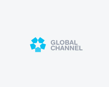 Global Channel logo design