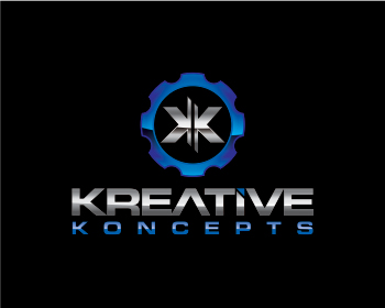 Kreative Koncepts logo design