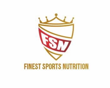 Finest Sports Nutrition logo design