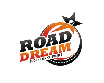Road Dream logo design