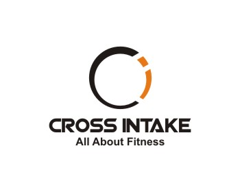 Cross Intake logo design